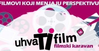 """Филмски караван """"Ухвати филм"""" у Врбасу"""