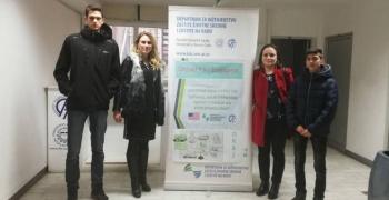 """Ученици из Врбаса у пројекту """"Отпад као енергент"""""""